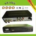 Mini DVB-T DVB T2 Set Top TV Box 1080 P sintonizador de TV Completa Digital HD DVB-T2 MPEG4 Dvb-t/H.264 Receptor Terrestre de TV w/RCA/HDMI