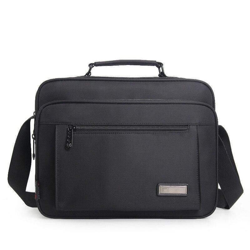 New Men Laptop Briefcase Bag Handbag Mens Nylon Briefcase Men's Office Bags Business Computer Bags