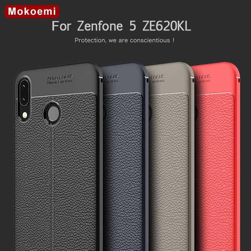 Mokoemi capa anti-impacto com estampa de lichia, 6.2