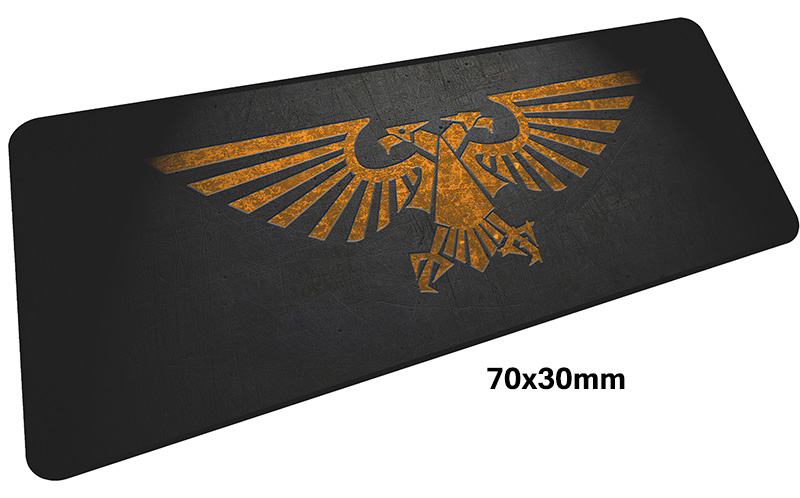 warhammer 40k mouse pad gamer 700x300mm notbook mouse mat large gaming mousepad large Customized pad mouse PC desk padmouse