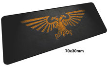 warhammer 40k mouse pad gamer 700x300mm notbook mouse mat large gaming mousepad large Customized pad mouse PC desk padmouse(China)