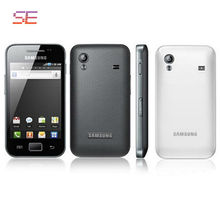 GT-S5830i Samsung Galaxy Ace S5830 Original Android 5MP WIFI GPS Android Unlocked Mobile Phone One Year Warranty