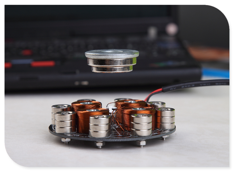 DY004 The magnetic ornaments business leaders Magnetic levitation module push down ботинки гравитационные dy bt 166