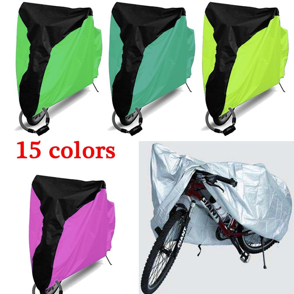 Waterproof Cycle Bicycle Bike Protector Cover Garage Fully Rain Dust Resistant