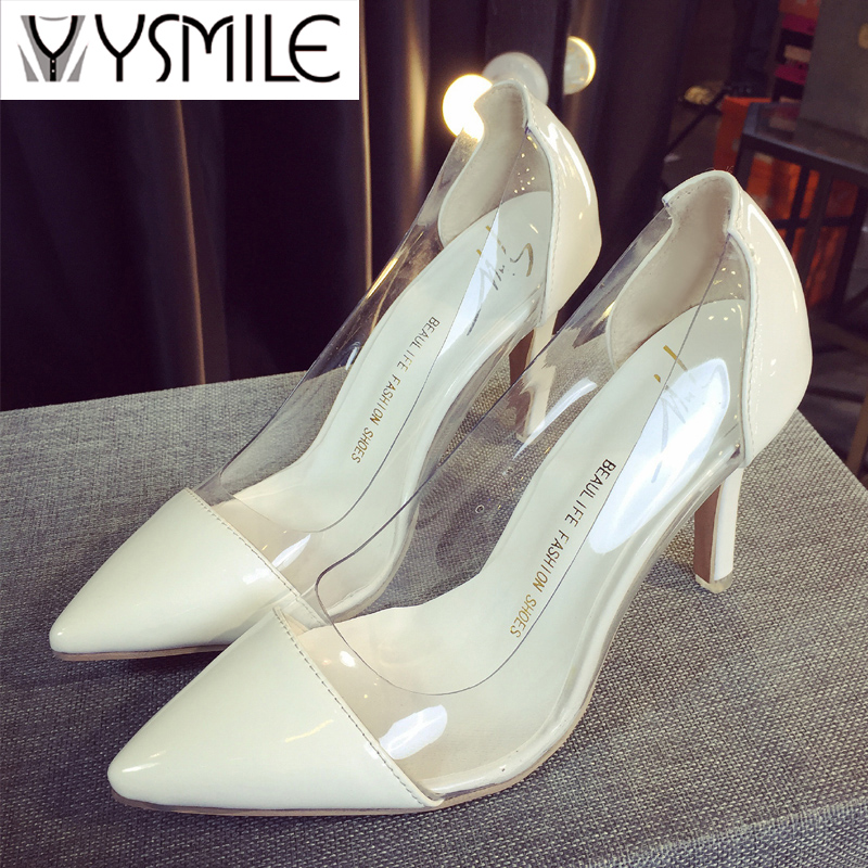 New fashion women shoes pumps slip on brand silver sexy high heels shoes ladies valentines footwear female party shoes women sexy women semi transparent lace high heels new 2017 ladies sequin shoes slip on thin heel pumps free shipping