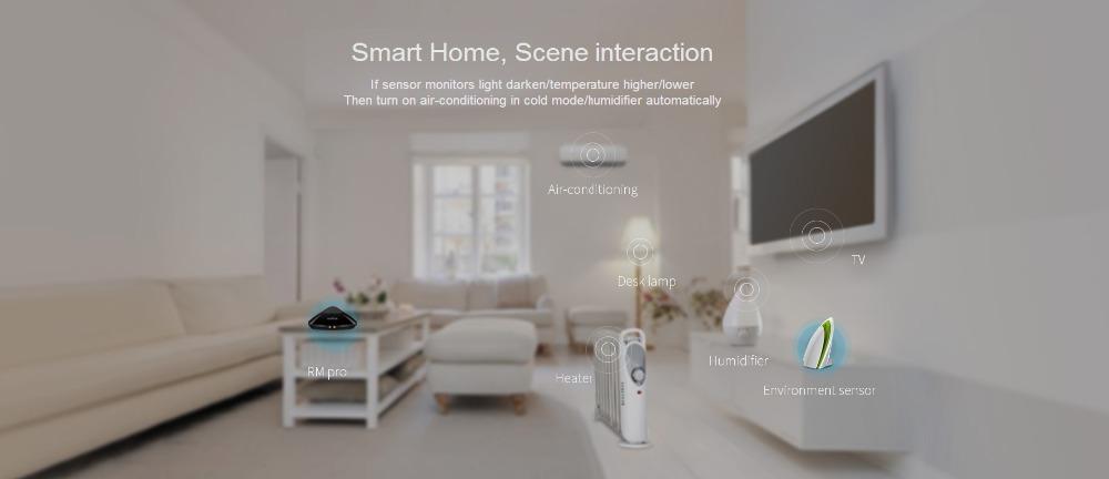 Broadlink RM Pro RM3 2018 Nouvelle Version RM Mini 3 Universel Intelligent IR + RF + Wifi À Distance Contrôleur Pour Ios Android Smart Home 16
