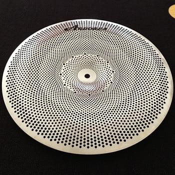 """Arborea Mute Cymbal 16""""china"""