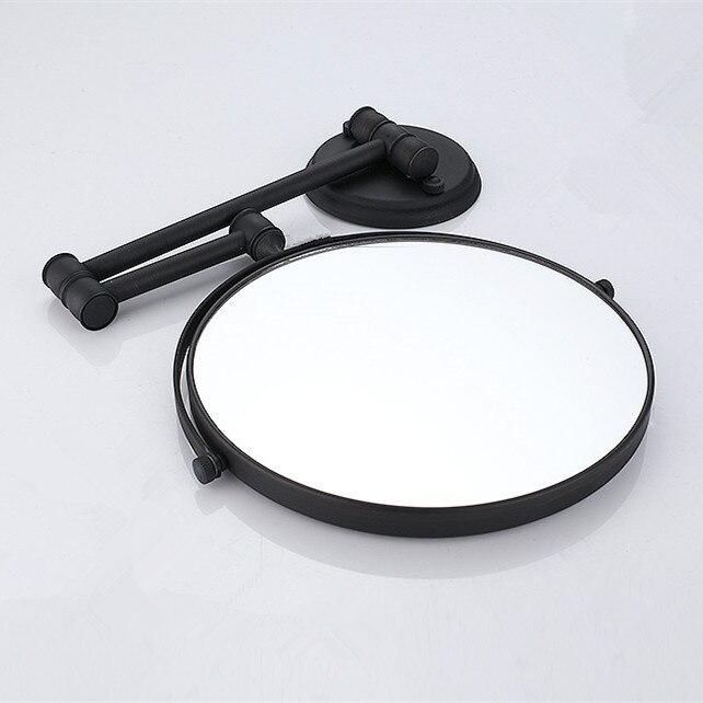 Cosmetic wall mirror