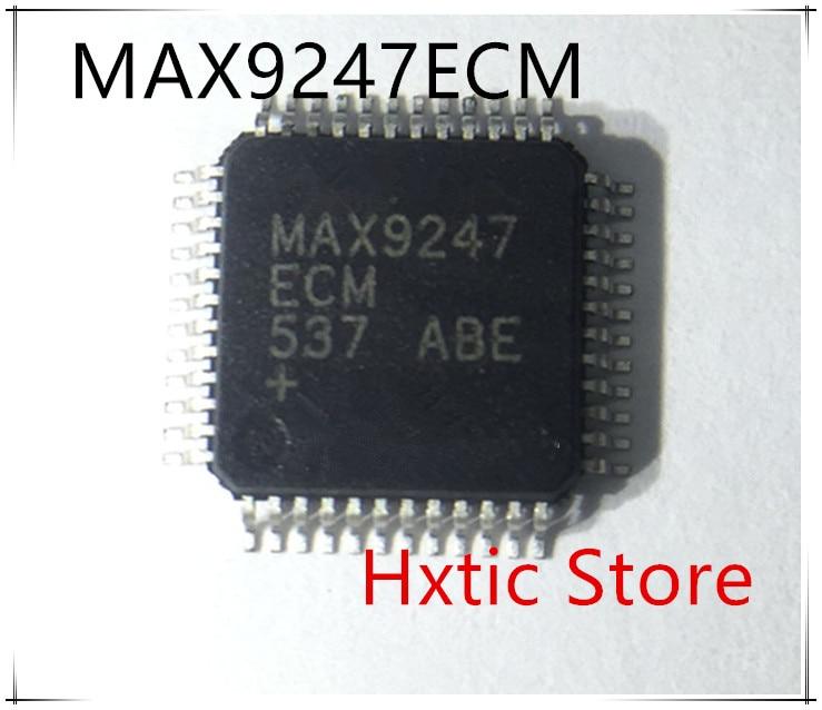 10pcs lot MAX9247 MAX9247ECM LQFP 48