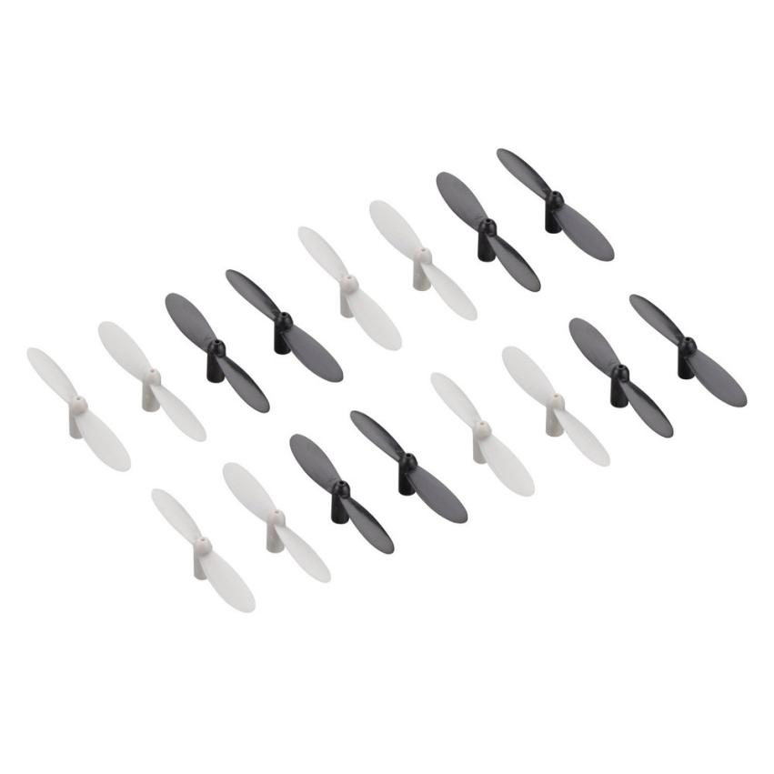 купить 2016 Hot Chamsgend 16PC Spare Parts Blade Propeller FOR Cheerson CX-10 CX-10A CX-10C RC Quadcopter Aug5 по цене 47.46 рублей