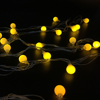 Multicolor 220V 10M 100 LED Linkable Ball holiday String Light for Home Decoration/Wedding/Birthday/Holiday/Chrismas Party