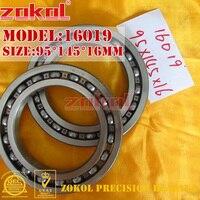 ZOKOL bearing 16019 Deep Groove ball bearing 95*145*16mm|bearing bearing|bearing groove|bearing ball -