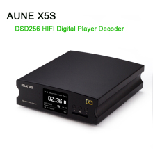 AUNE X5S Hifi Digital Audio Player Decoder AK4490 DSD USB DAC Amplifier 24bit/192K