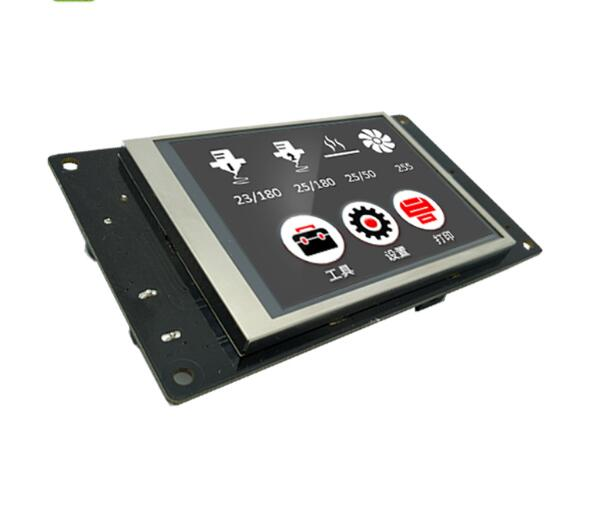 3d Printer Parts e Accessories mks tft32 visor do controlador Modelo Número : Mks Tft32