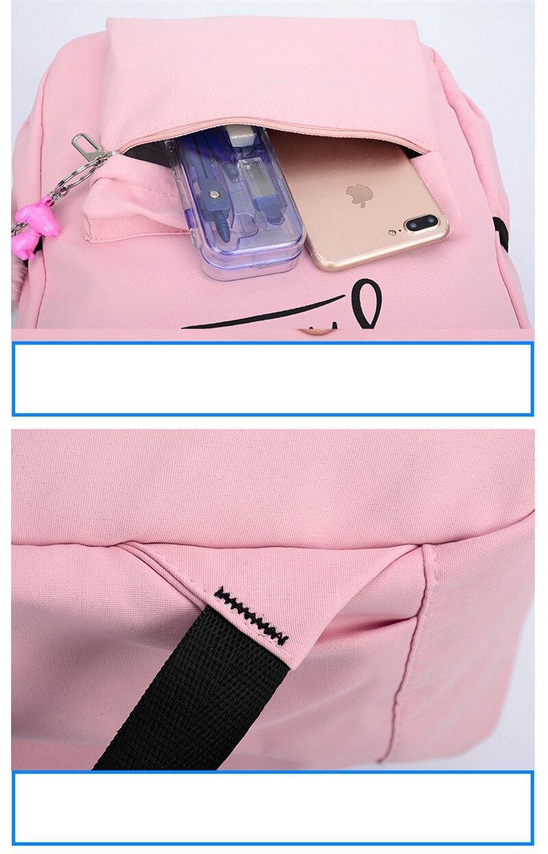 (23)sac à dos pour filles adolescentes
