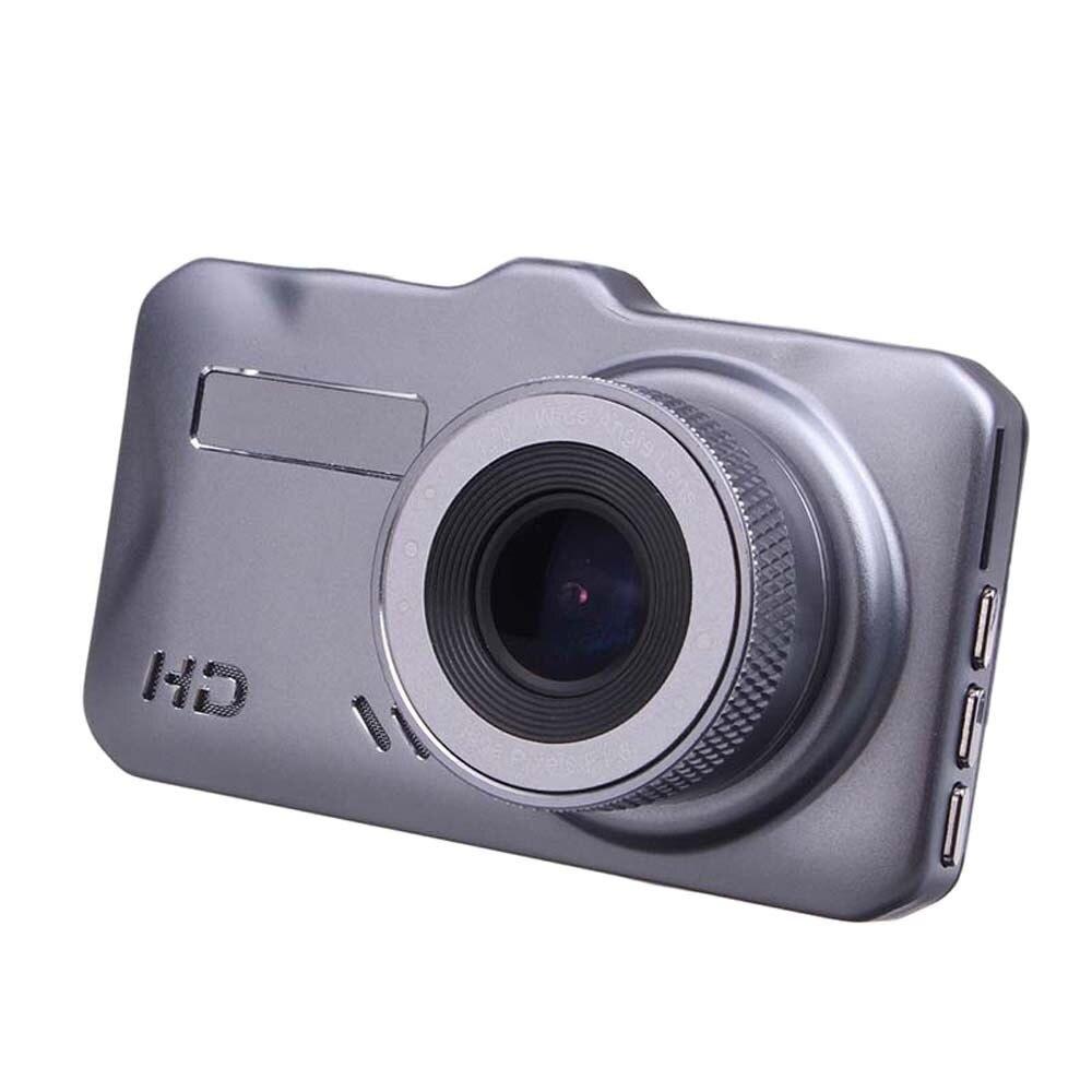 Voiture DVR Caméra ADAS/LDWS Full HD 1296 p/1080 p IPS 3-pouces Écran D'affichage Tableau de Bord cam Enregistreur Vidéo Grand-Angle Parking Moniteur