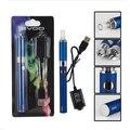 Precio al por mayor de la ampolla EVOD 650 mah 900mha 1100mha MT3 cigarrillo electrónico cigarrillo electrónico EGO evod kit blister cigarrillo electrónico