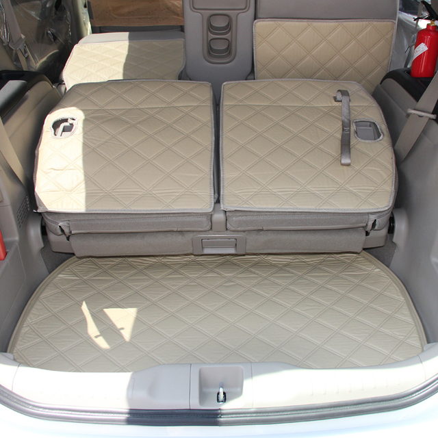 car trunk mats+back seat pads for Odyssey dedicated warehouse after ...