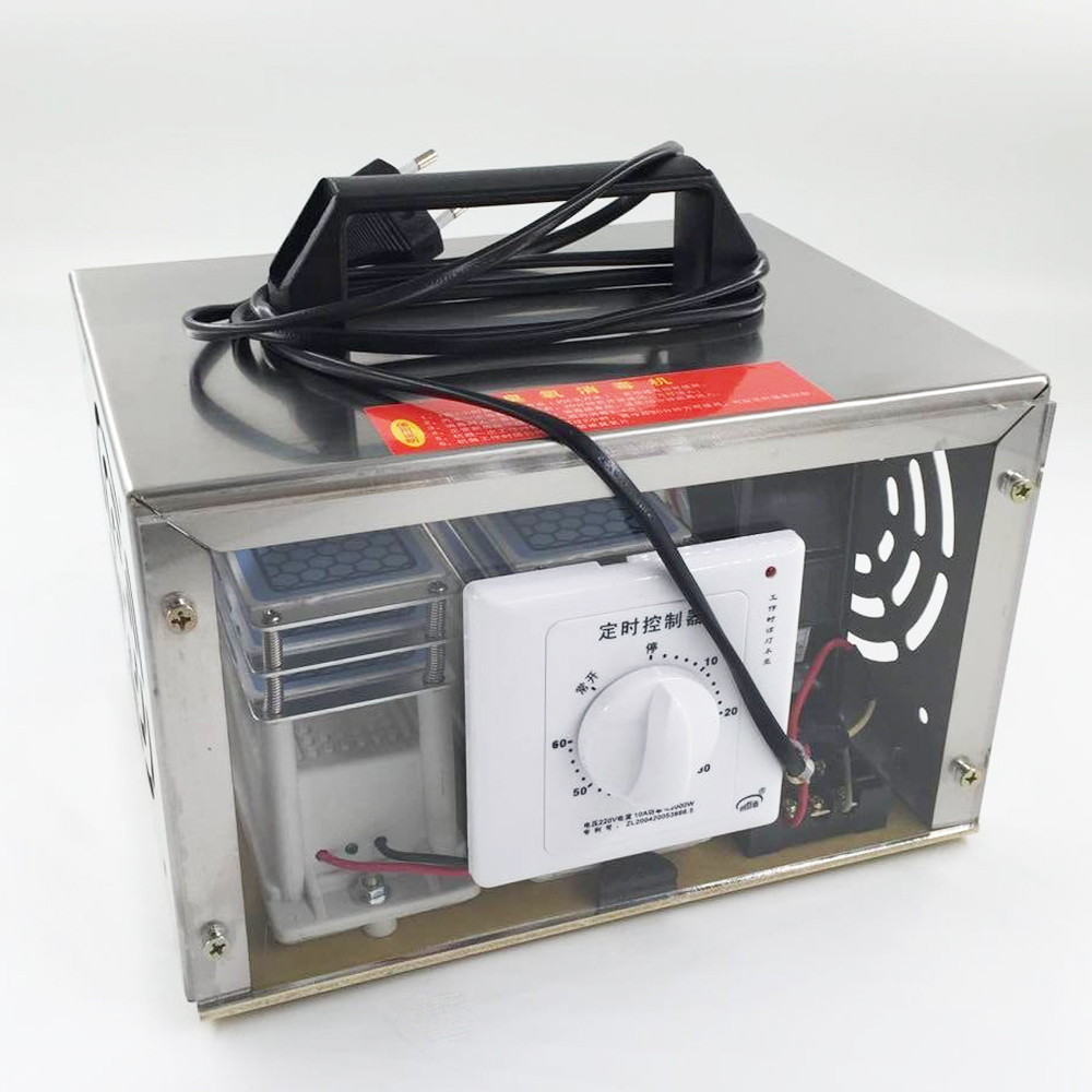 30g h 220V O3 ozone generator ozonator machine air purifier