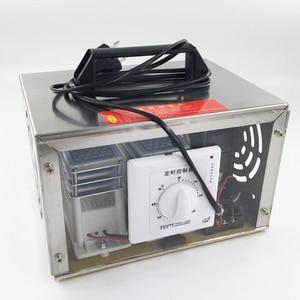 Image 1 - Generador de ozono O3, purificador de aire, 30 g/h, 220V