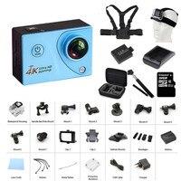 Waterproof Action Cam Camera Kamera Camara Deportiva Cameras Sport 4k Wifi Underwater Sports Full HD Action