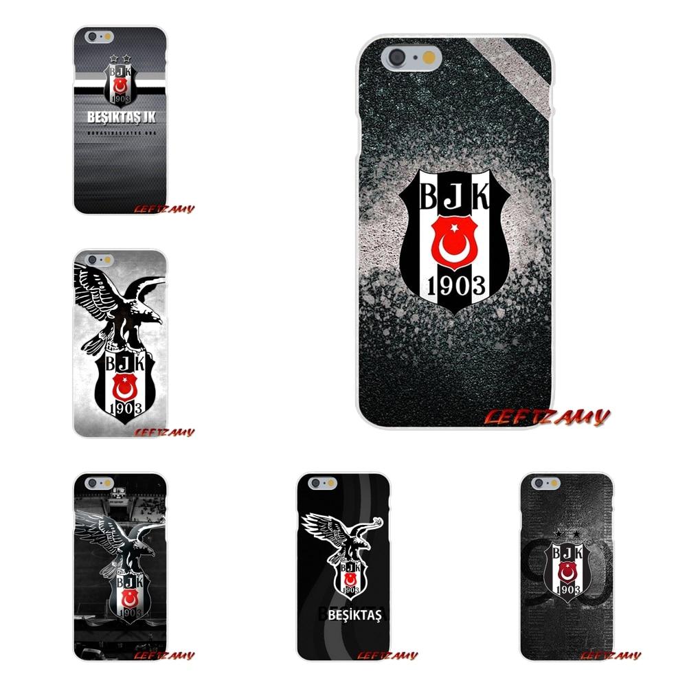 On Besiktas Ataturk Black Slim Silicone phone Case For Samsung Galaxy S3 S4 S5 MINI S6 S7 edge S8 S9 Plus Note 2 3 4 5 8