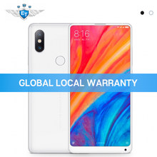 Global Version Xiaomi Mi Mix 2S Snapdragon 845 6GB 128GB 5.99'' Smartphone NFC 12MP Dual PD Camera 7.5W Qi Wireless Charging CE(China)