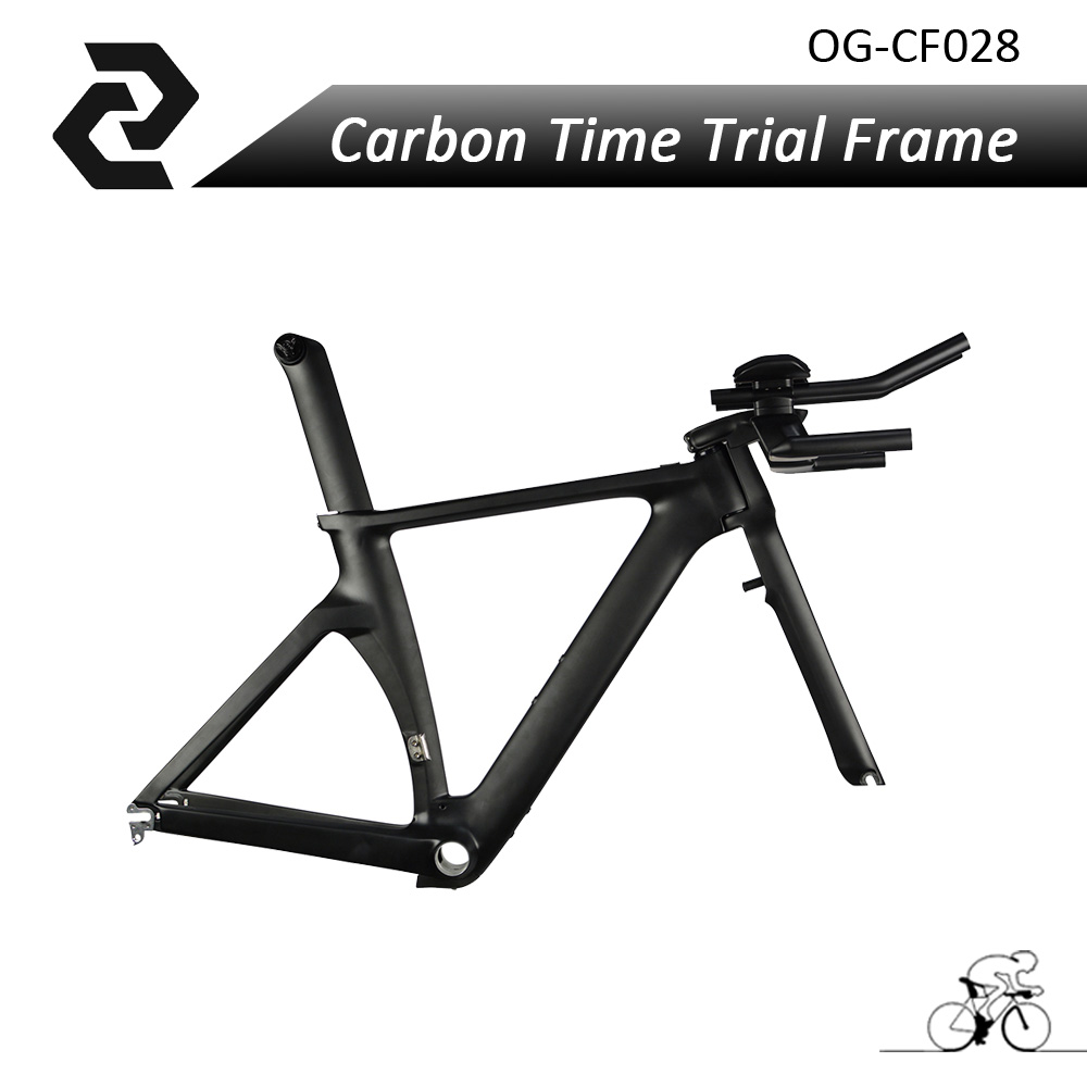 OG-EVKIN taiwan T800 high quality full Carbon fiber bicycle frame road time trial BIKE 45/48/51/53cm CarbonTT bike BB86 aero bb86 full carbon frame t800 full carbon fiber road bicycle frame high quality seraph carbon bike frame wholesale frame