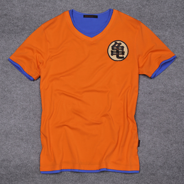 New Arrival Men's Fashion T shirt Dragon Ball Design Master Roshi Pattern Summer top tees high quality t-shirt for men cosplay