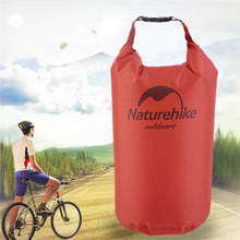 Naturehike Portable 5/15/20L Waterproof Bag Storage Dry Bag for Canoe Kayak Rafting Sports Outdoor Camping Travel Kit Equipment