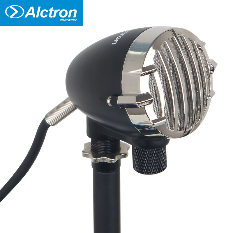 Alctron ZD 2 classical harmonica microphone compact and exquisite dynamic microphone used in stage performance and
