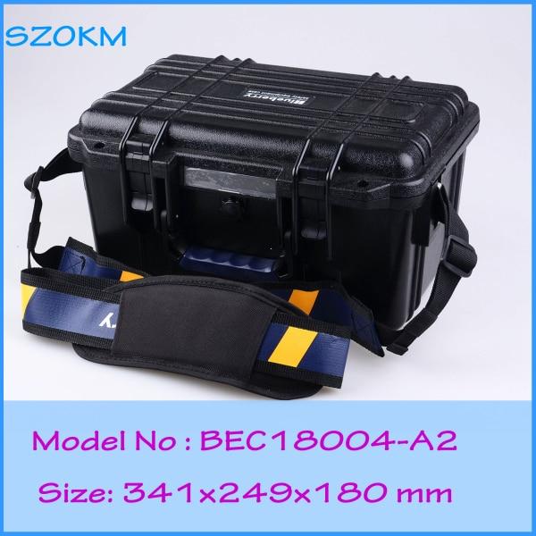 ABS waterproof enclosure cases  341X249X180MMABS waterproof enclosure cases  341X249X180MM