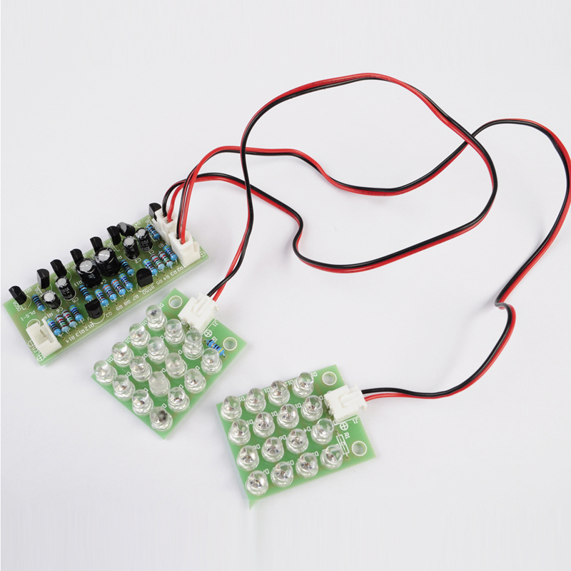 Detonation flashing light suite DIY Kits Electronic Production for Arduino