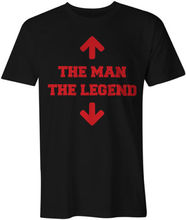 The Man Legend Funny T-Shirt Joke Fashion Mens New T Shirts Tops Tee Unisex Novelty O-Neck