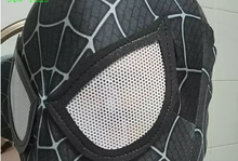 The Amazing Spider Man Black Mask Peter Parker Venom Costume Black Mask