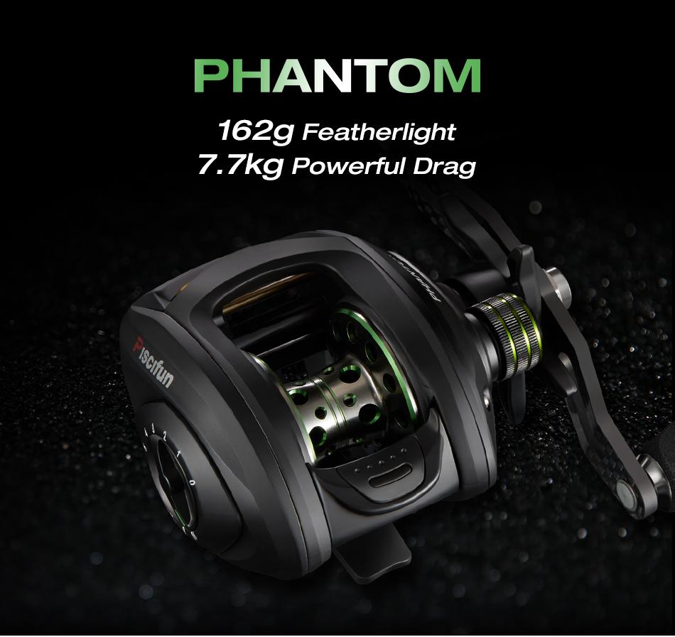 Brake Fishing 162g Phantom 1