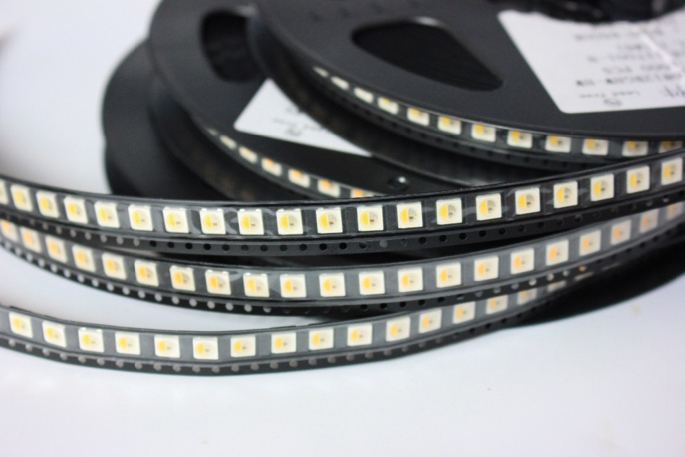 Electronic Components & Supplies 100pcs Wavgat Ws2812b 4pin 5050 Smd Ws2812 Individually Addressable Digital Rgb Led Chip 5v Led Chip Smd Soft And Light Active Components