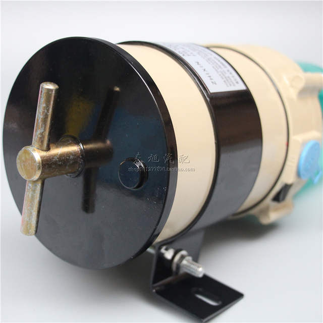 automobile engine diesel fuel filter assembly for 900FG Excavating