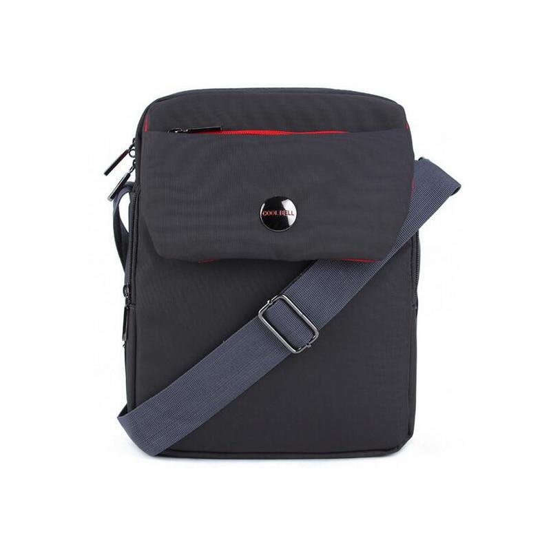 Waterproof Oxford 10.6Inch Business Laptop Notebook Computer Bag For Men Women Single Shoulder Bags