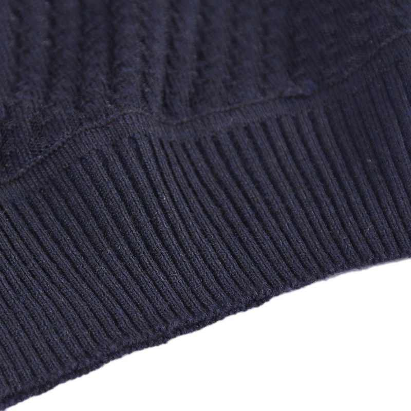 Oeak Fashion Solid Sweater Men Casual V-Neck Button Pullover Autumn Slim Fit Long Sleeve Mens Knitted Sweaters Plus Size 4XL