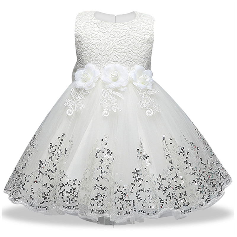 Flower     Girl     Dress   With Appliques Beauty   Girls   Party Gown Pink   Dress   First Communion   Dresses   For Kids Pageant Ball Gown   Girls