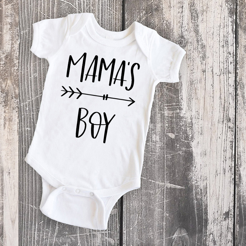 HTB1FSZENmzqK1RjSZFjq6zlCFXad Mom and Son Matching Clothes Family Look 2019 Summer Bestfriend Shirts Mama Little Boy Baby Bodysuit Rompers + Mommy Tshirt Set