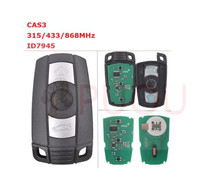 3 Button car smart Remote Key KYDZ 315MHz 433MHz 868Mhz for BMW CAS3 1 3 5 6 7 Series X5 X6 Z4  ID7945 Chip KYDZ цены онлайн