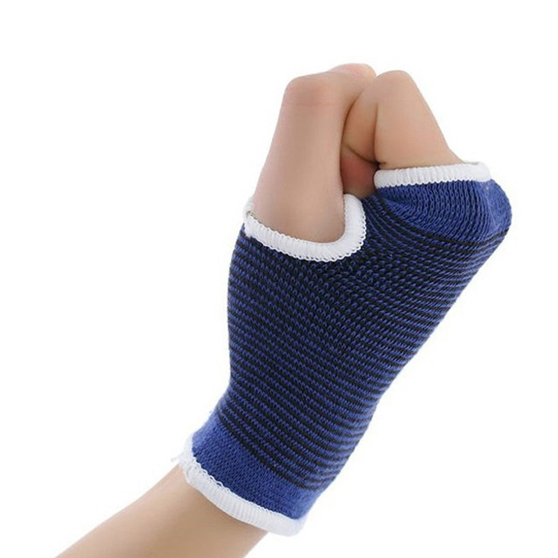 Palm Wrist Hand Support Glove Elastic Brace Sleeve Bandage Durable Portable Bracers Protection Gloves CC8505