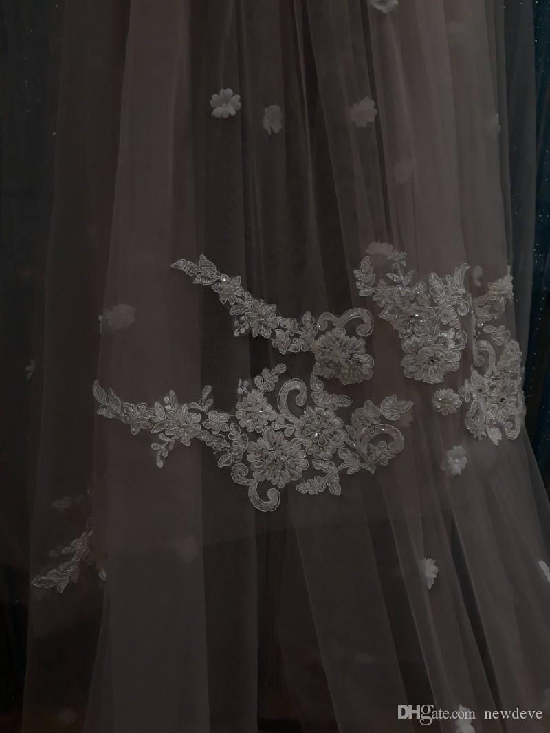 custom-made-lace-appliques-two-layers-wedding-veils-with-3d-flowers-bridal-hair-accessories-3-meters-long-headpieces (3)