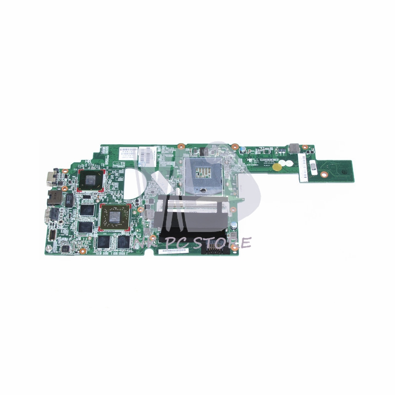 640334-001 Main Board For Hp dv4-3000 Laptop Motherboard HM65 DDR3 HD6750 1GB Graphics