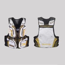 New Outdoor Fishing Vest Life Jacket Fishing Clothes Fish Tackle 120KG Portable Breathable Flotation Vest For Swimming Fishing