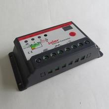 20A 12V 24V Auto intelligence Solar system regulator with timer 20Amps lamp Regulator for LED street