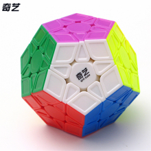 Newest QiYi QI HENG S 3x3x3 Magic Cube Colorized Speed Puzzle Cubes Toys For Children Kids cubo magico beginner