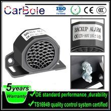 цена на CarBole 12-80V 105 DB Universal Backup Beeper Warning Alarm Car Truck Machinery Excavator